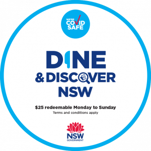 dine and discover