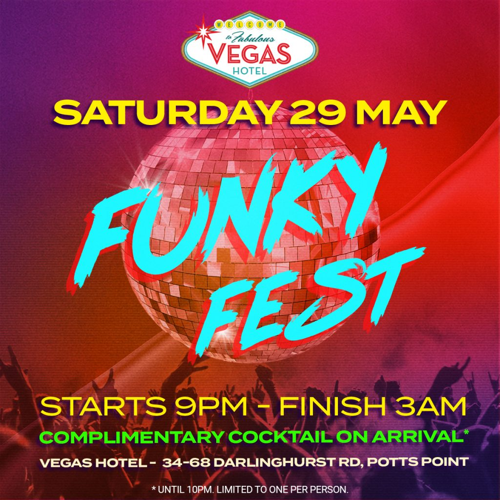 funky fest 29 may